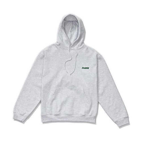Text Sweat Hood - Snow Marle