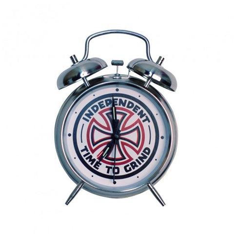 TTG Alarm Clock - Chrome