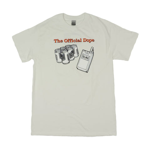 bLind Official Dope Tee - White