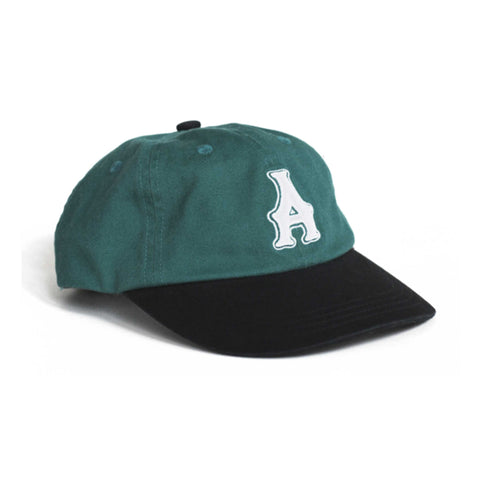 Two-Tone Cap - Green/Black