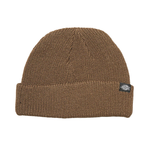 Seattle Fisherman Beanie - Dark Brown