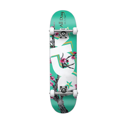 DGK Complete - Blossom Turquoise