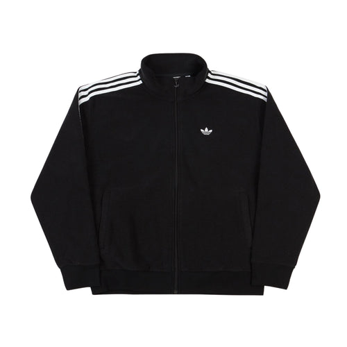 Bouclette Jacket - Black/White