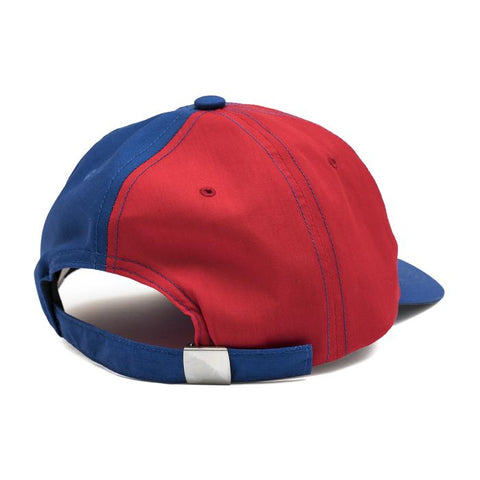 Bronze Technologies Cap - Red/Blue - Hemley Skateboarding