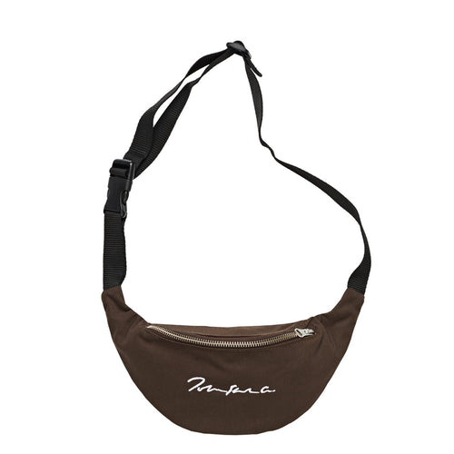 Signature Hip Bag - Brown - Hemley Skateboarding