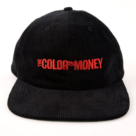 Colour Of Money Cap - Black