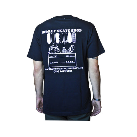 Hemley Counter Tee - Navy