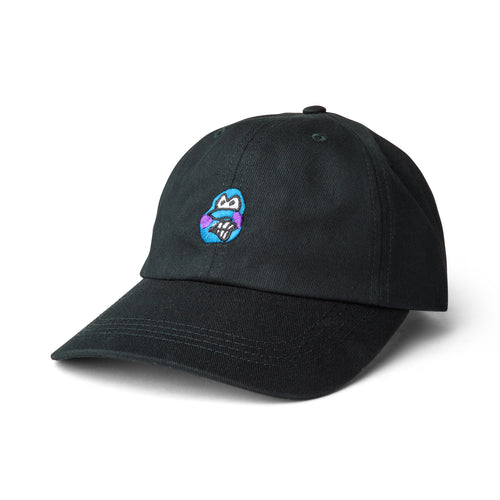 Dane Face Cap - Black