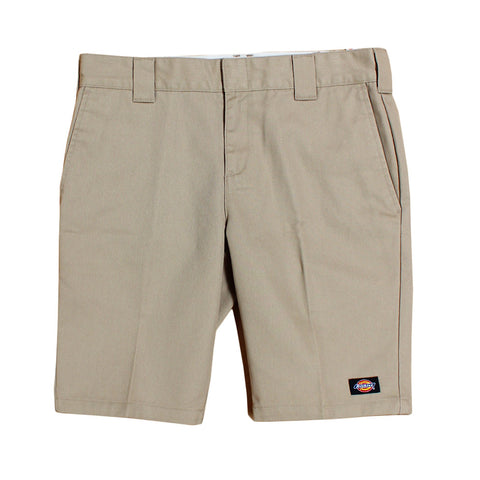 872 Slim Fit Short - Khaki