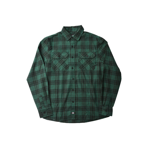 Oregon Longsleeve Shirt - Green