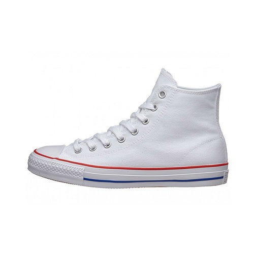 CTAS Pro Hi - Canvas White Red Insignia Blue - Hemley Skateboarding