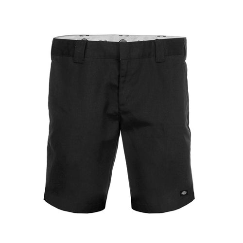 872 Slim Fit Short - Black - Hemley Skateboarding