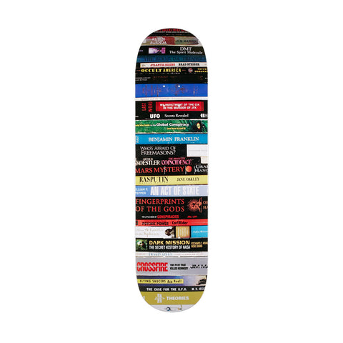 Book Club Deck - Hemley Skateboarding