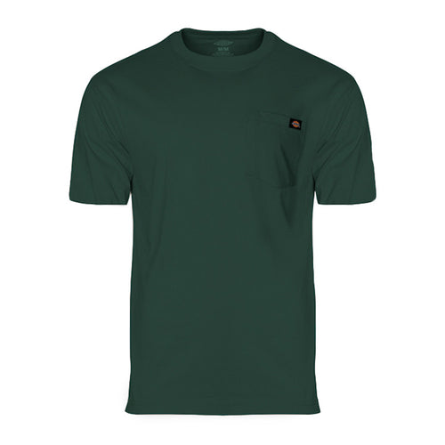 Heavyweight Tee - Hunter Green - Hemley Skateboarding