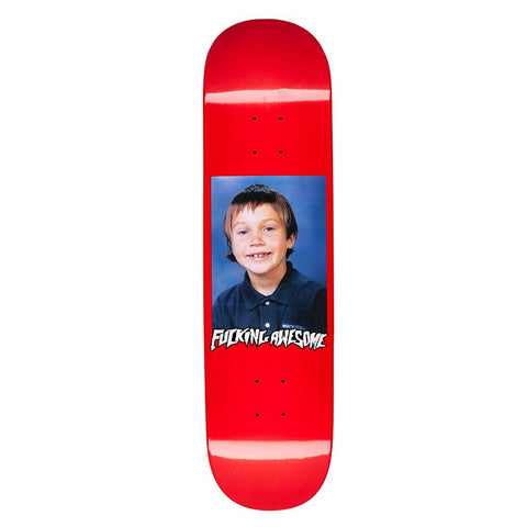 Elijah Class Photo Dipped - Red - Hemley Skateboarding