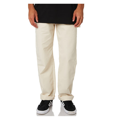 2053 Relaxed Fit Double Knee Utility Pant - Natural - Hemley Skateboarding