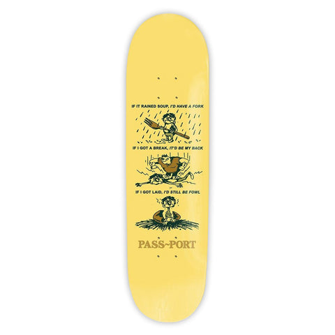Babies - Still Be Fowl Deck - Hemley Skateboarding
