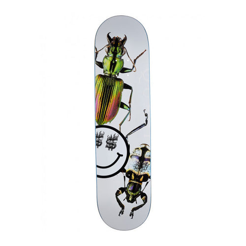 Bug - White - Hemley Skateboarding