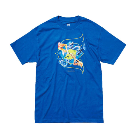 Kill Pill Tee - Royal - Hemley Skateboarding