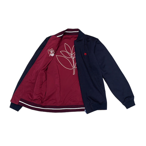 Reversible Jacket - Navy/Red