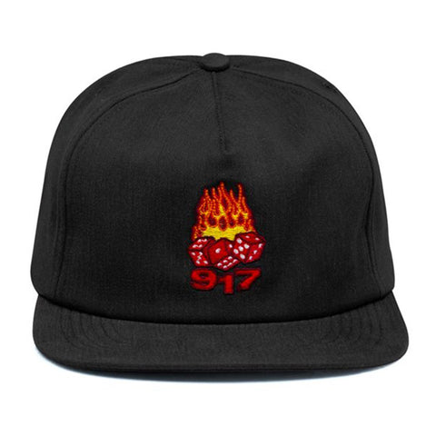 Hot Dice Hat - Black
