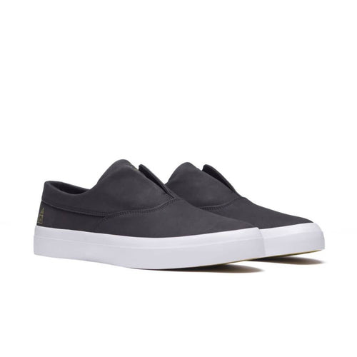 Dylan Slip On - Black/Black/White