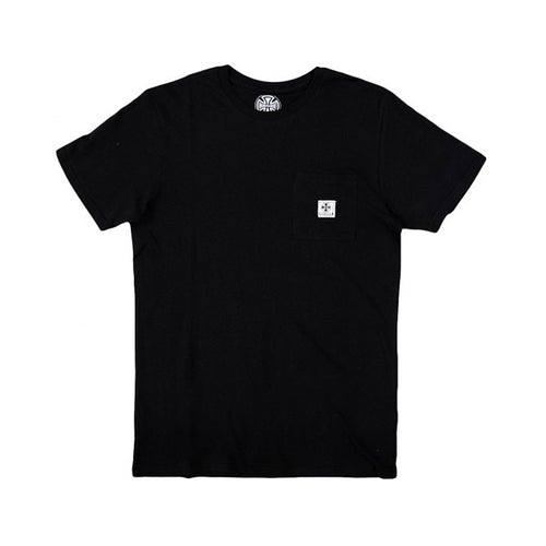 T/C Work Pocket Tee - Black