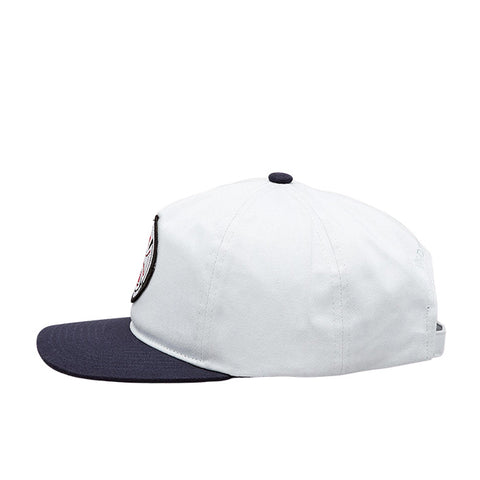 TC Twill Strapback - Worker Blue