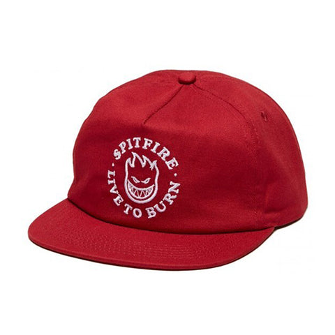 Bighead LTB Adjustable Cap - Red/White