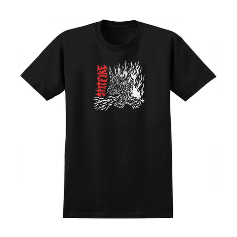 Fiend SF Tee - Black