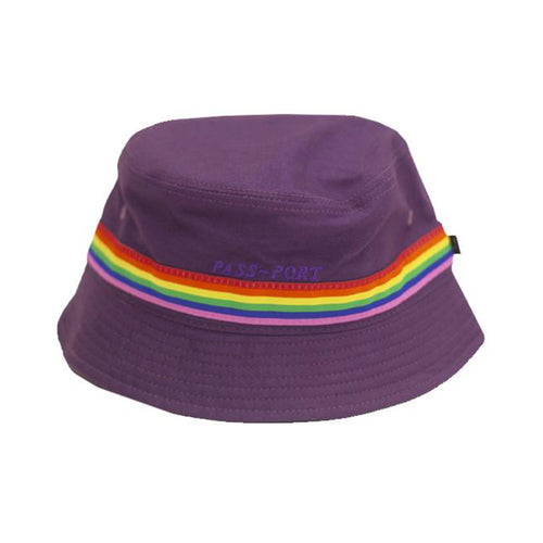 Mardi Gras Bucket Hat - Purple
