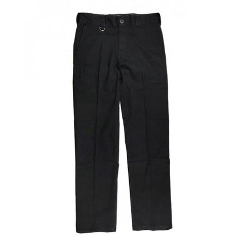 Work Pant - Straight Fit - Black