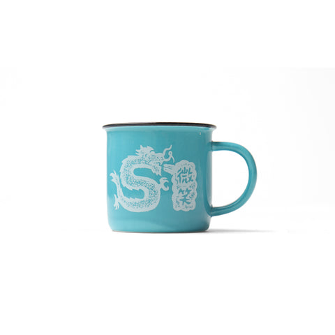 Logo Camp Mug - Blue