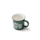 Logo Camp Mug - Green