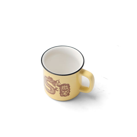 Logo Camp Mug -  Cream