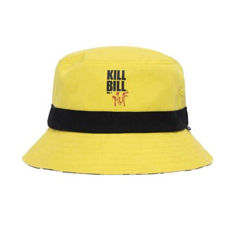 Kill Bill Reversible Bucket Hat