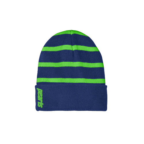 OG Embroidery Beanie - Blue/Green