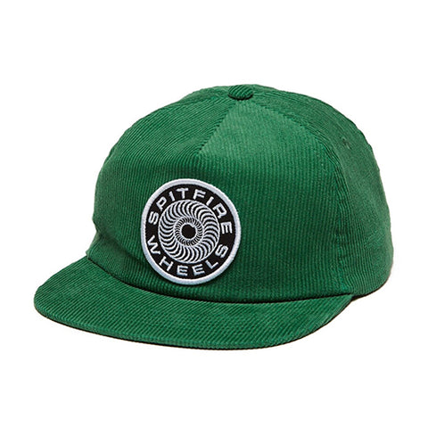 Classic 87 Swirl Adjustable Cap - Dark Green