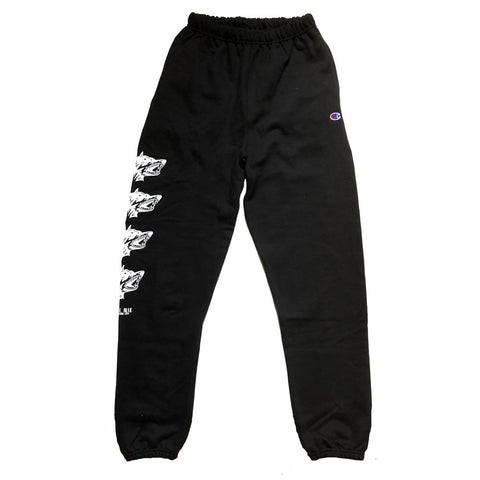 Guard Dog Champion Sweatpants - Black