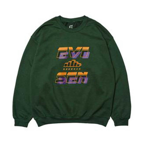 Replicant Crew Neck - Green