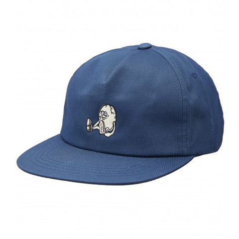 The Egg Snapback - Navy