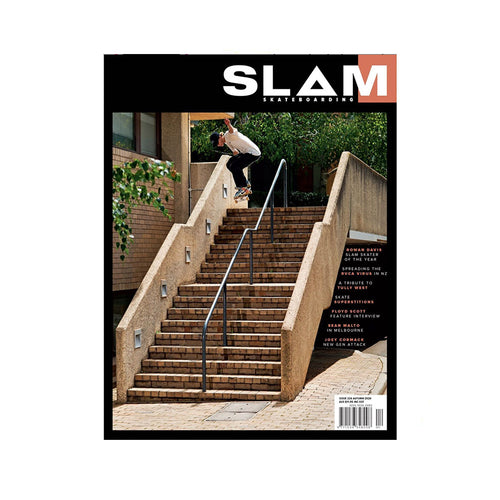 Slam Magazine Issue #226