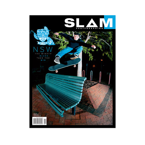 Slam Magazine Issue #223