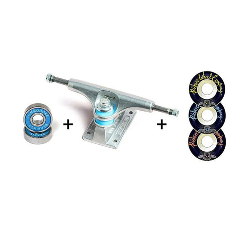Snack Pack - Truck/Wheel/Bearing Combo