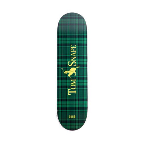 Tom Snape Pro Debut Deck - Green