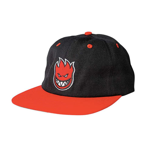 Bighead Fill Adjustable Cap  - Black/Red