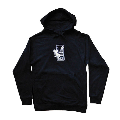 Hemley Skate Shop Hood - Black