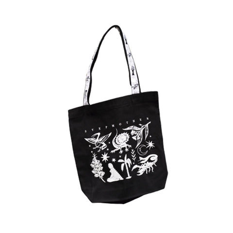Nocturnal Tote - Black