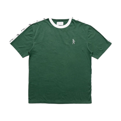 Nocturnal Ringer Tee - Bottle Green
