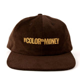 Colour Of Money Cap - Brown